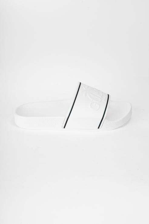 Сланцы женские Guess E1GZ03BB00FTWHT белые 36 RU