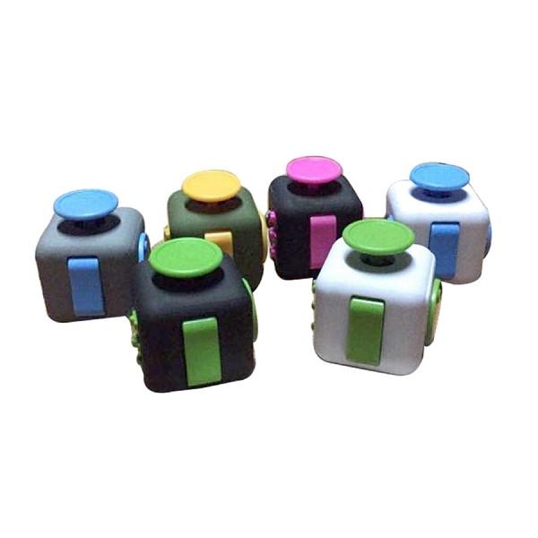 Купить Rубик-антистресс 1Toy Fidget Т10796 2, 5 см, 1 TOY, Мягкие игрушки антистресс