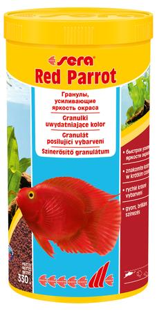 Корм для красных попугаев Sera Red Parrot,