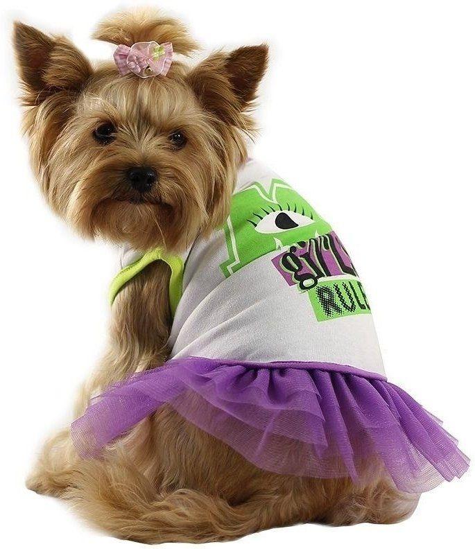Футболка с юбкой для собак Triol Disney