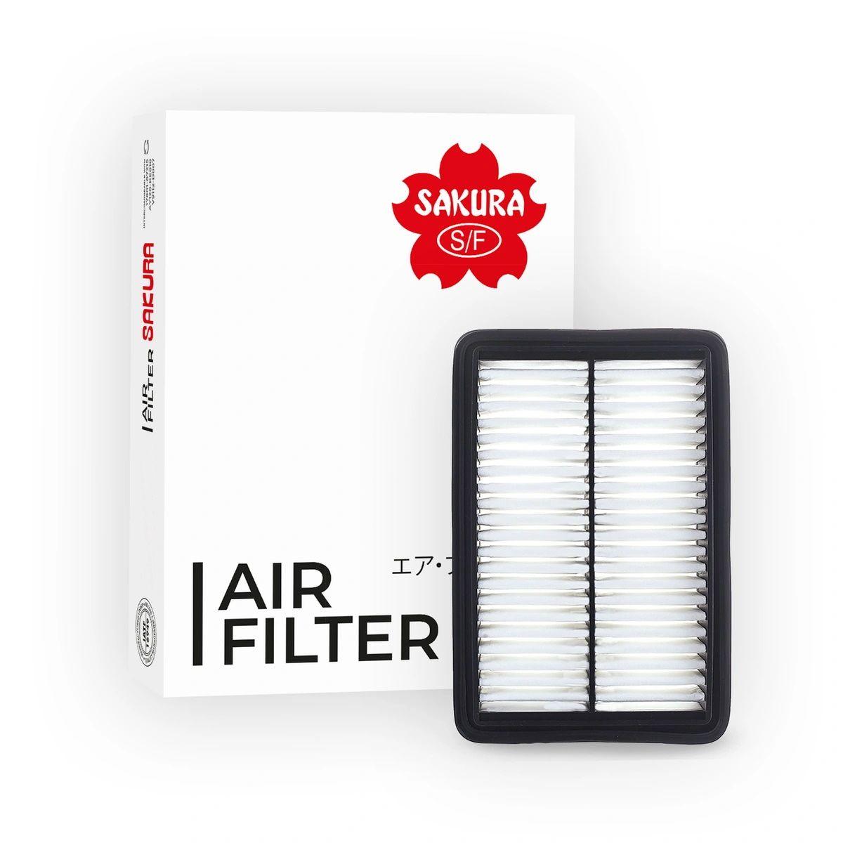 Фильтр воздушный SAKURA A1840S