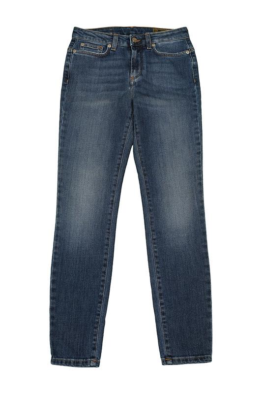 Джинсы женские Versace Collection FW18 G604235 G34570A синие 25