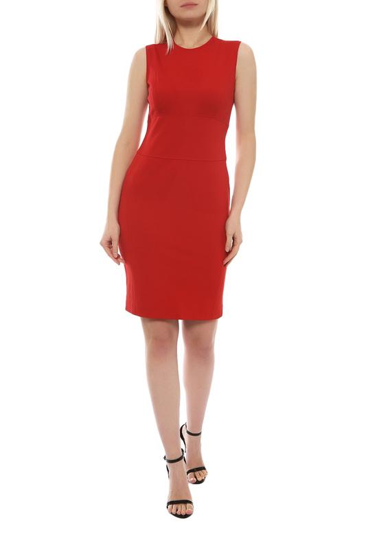 Повседневное платье женское Valentino Roma C0AB5E5 красное 44