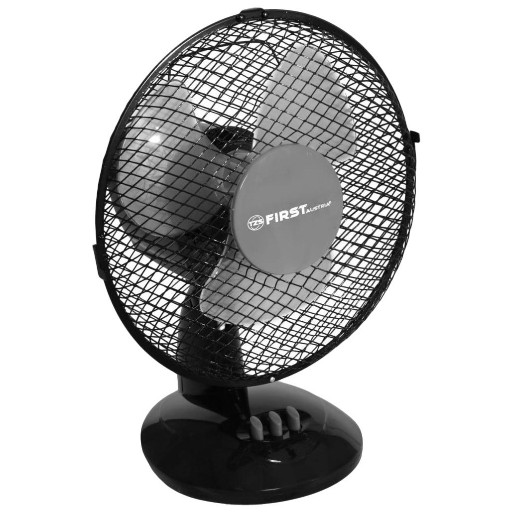 Вентилятор настольный First FA 5550 BA black