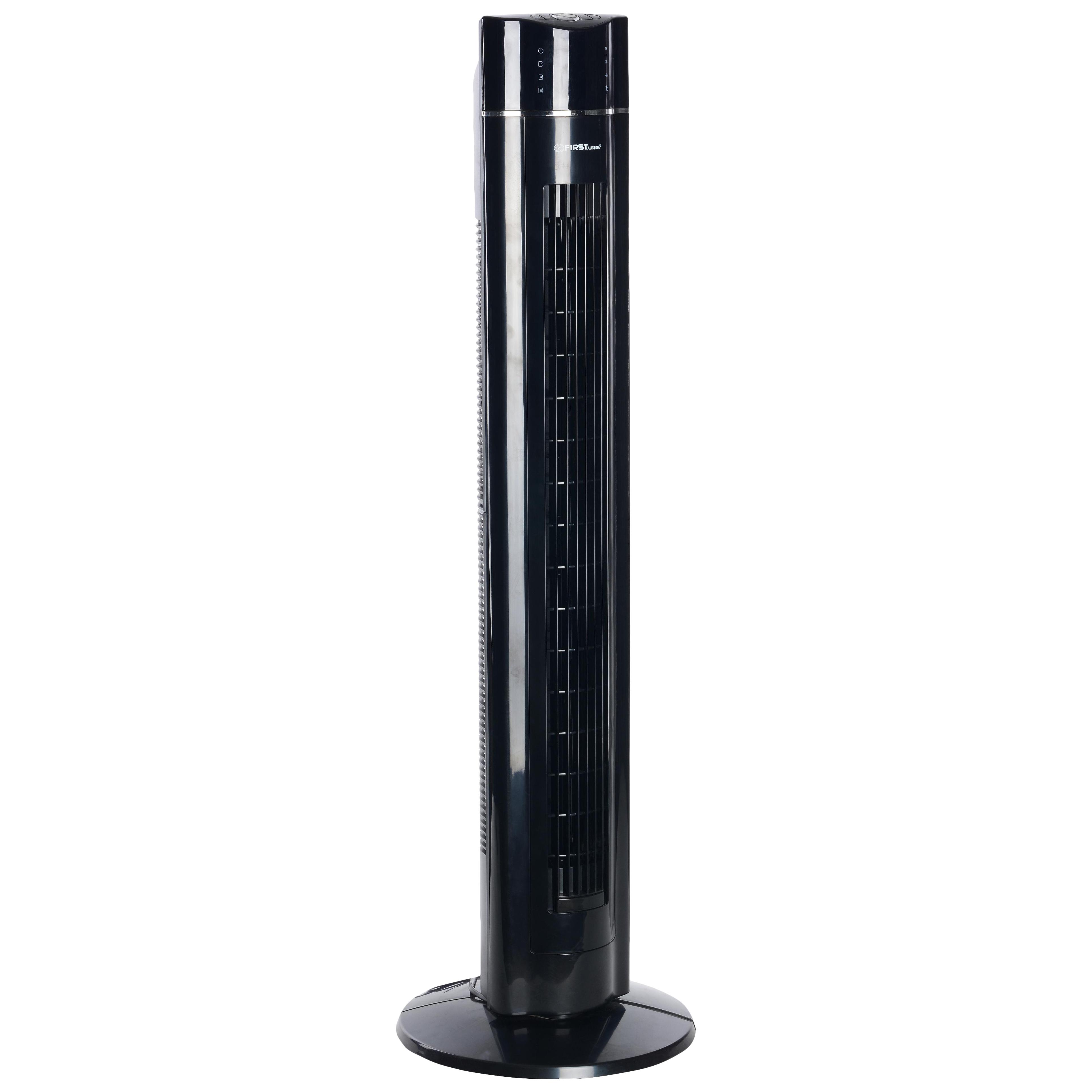Вентилятор колонный First FA 5560 2 black