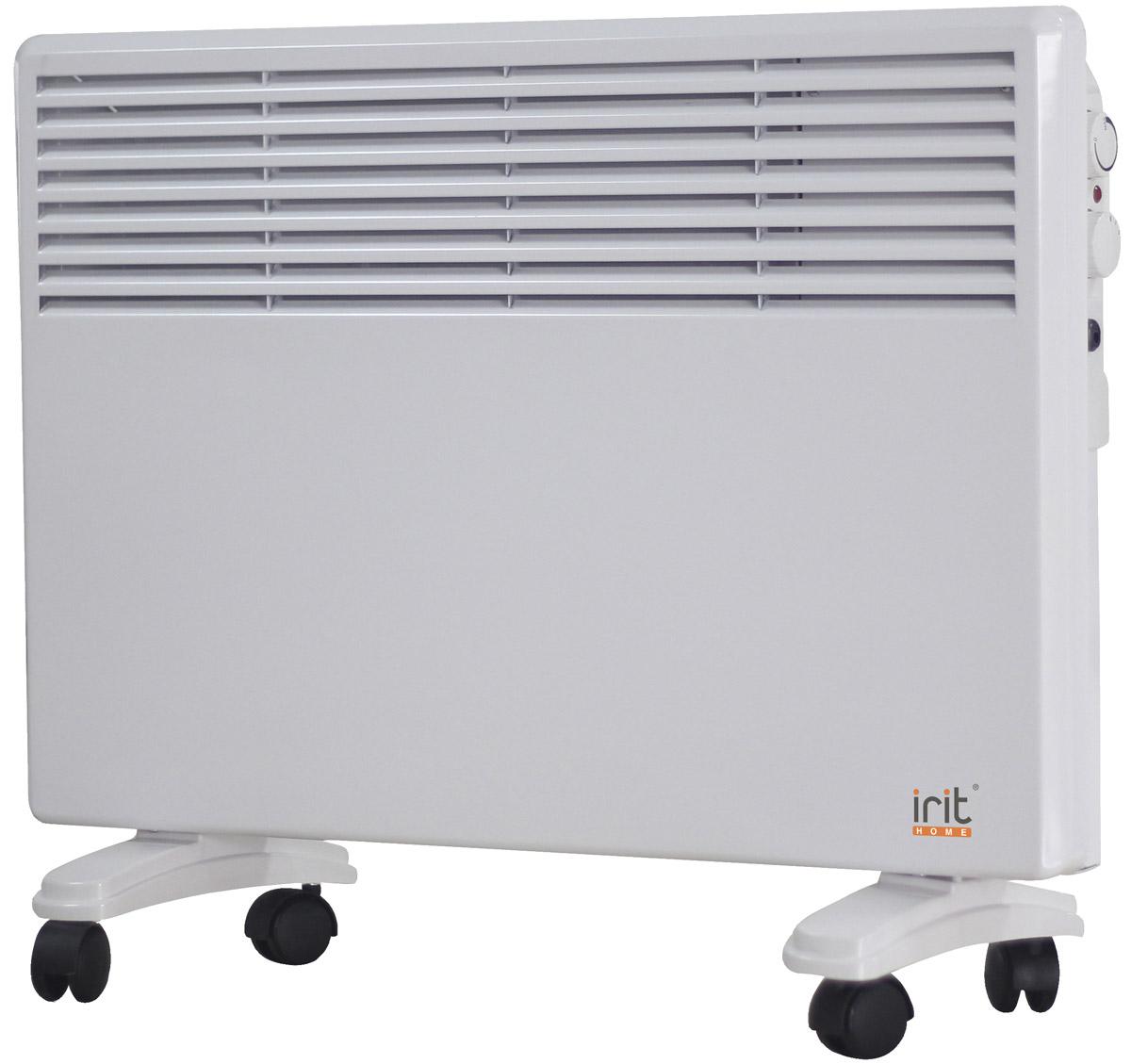 Конвектор Irit IR 6205 белый/черный