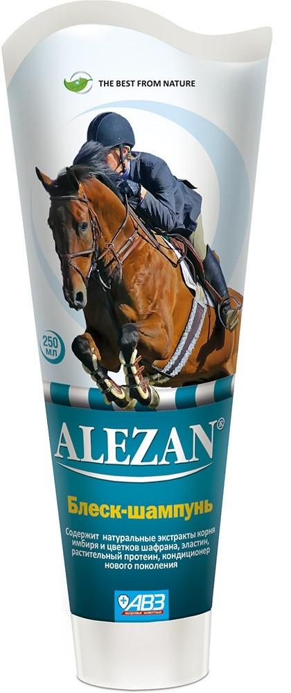 Блеск шампунь для гривы и хвоста лошадей