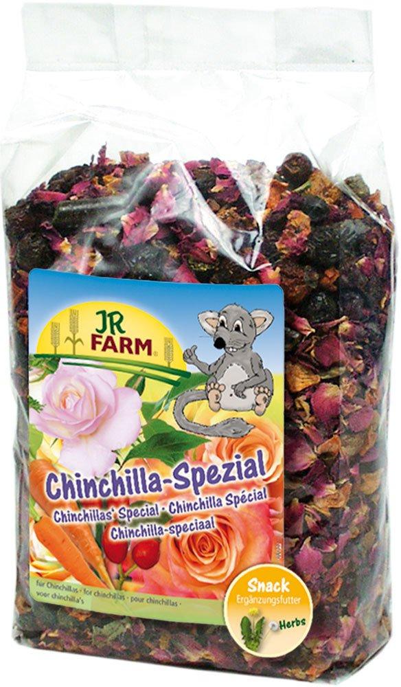 Лакомство для шиншилл JR Farm Chinchillas Special,