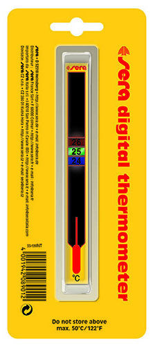 Термометр для аквариума Sera Digital жидкокристаллический,