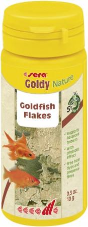 Корм для золотых рыбок Sera Goldy, ежедневный,