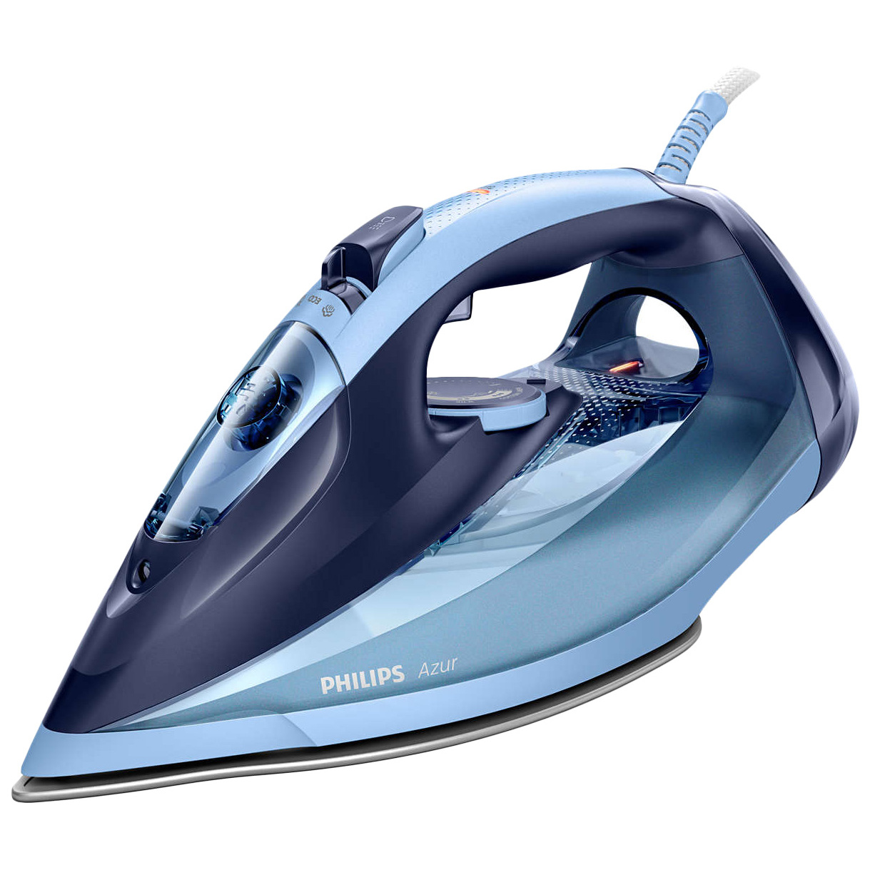 Утюг Philips Azur GC4564/20 Cyan/Blue