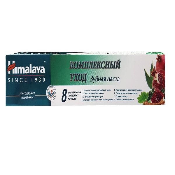Купить Зубная паста Himalaya Herbals Комплексный уход 50мл