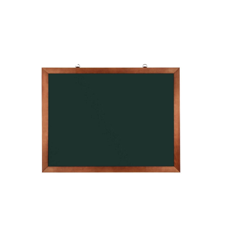 Доска для мела магнитная Brauberg зеленая, 60х90