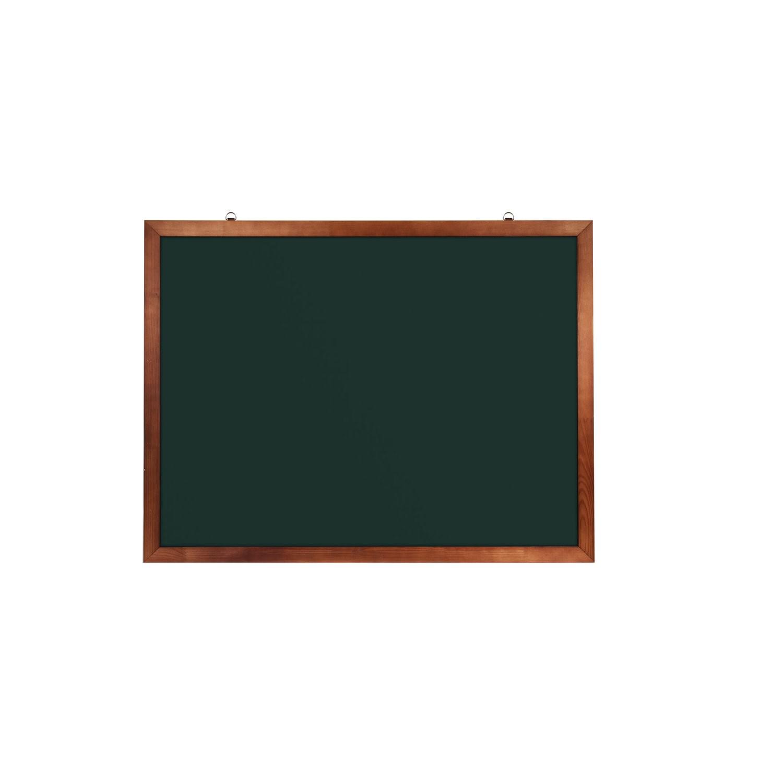 Доска для мела магнитная Brauberg зеленая, 90х120