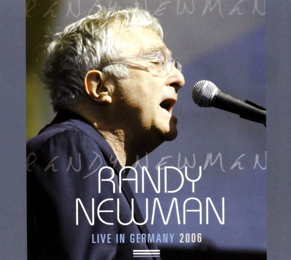 Randy Newman Live In Germany 2006 (CD)