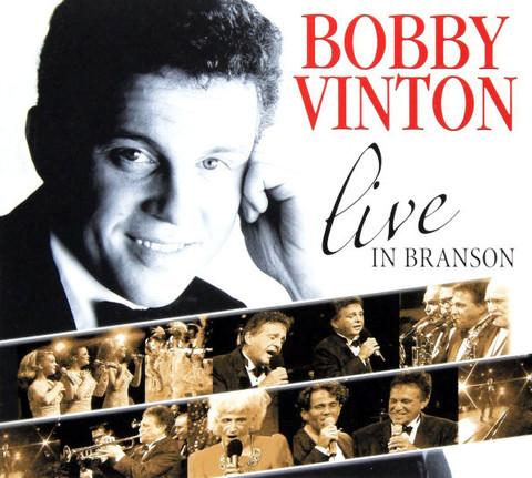 Bobby Vinton Live In Branson (CD)