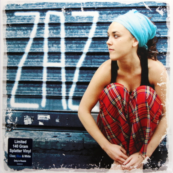 Zaz Zaz (Exclusive In Russia)(Limited Edition)(Coloured Vinyl)(LP)