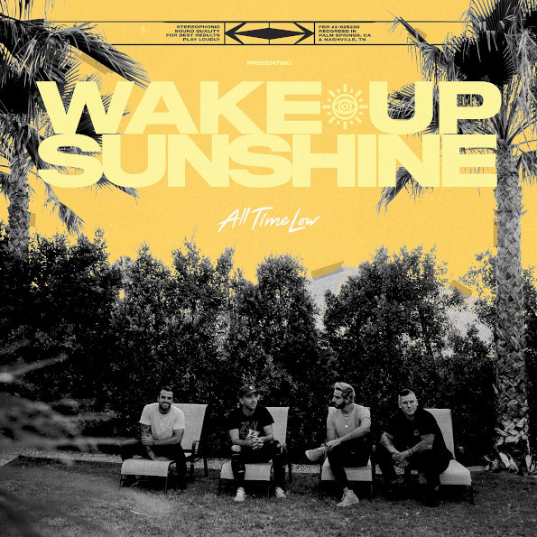 All Time Low Wake Up, Sunshine (LP)