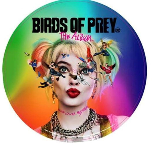 Soundtrack Birds Of Prey