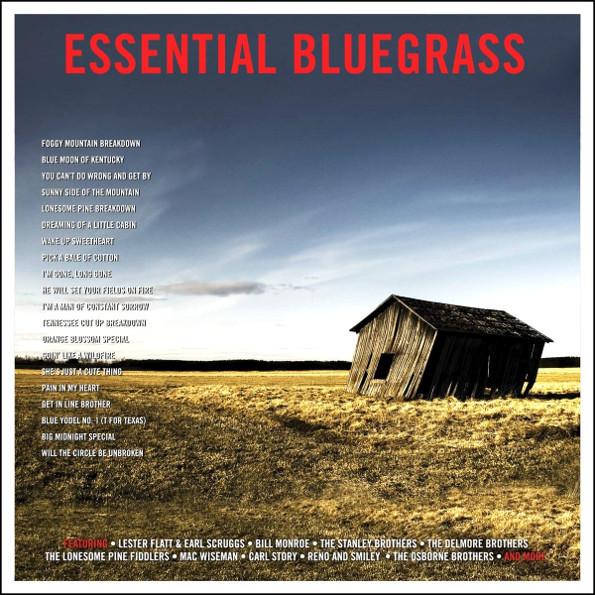 Сборник Essential Bluegrass (LP)
