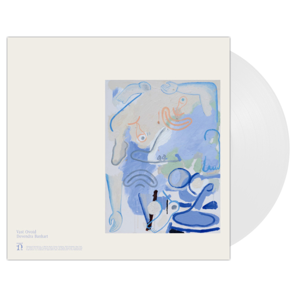 Devendra Banhart Vast Ovoid (Coloured Vinyl)(12