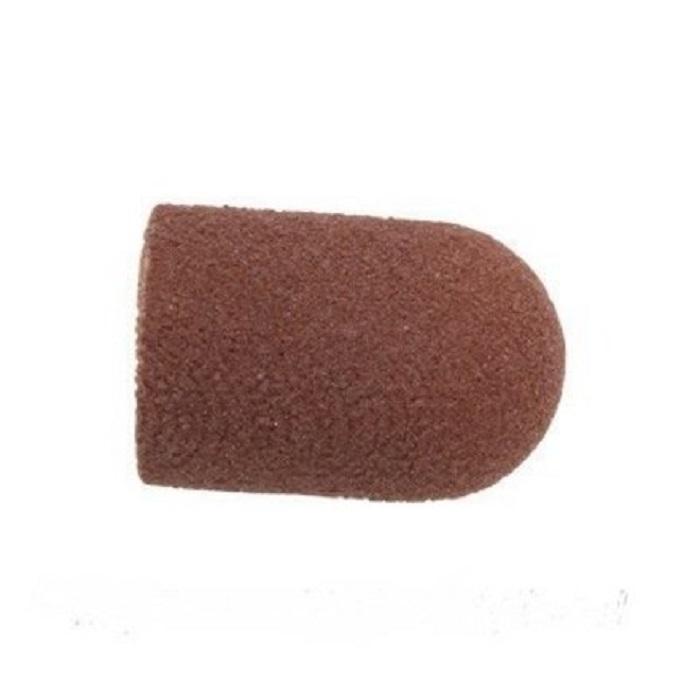 Купить Колпачок абразивный Planet Nails, 10x15мм, 320 грит, 10 шт.