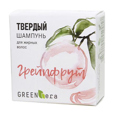 Купить Твердый шампунь Green Era, «Грейпфрут», 55 г
