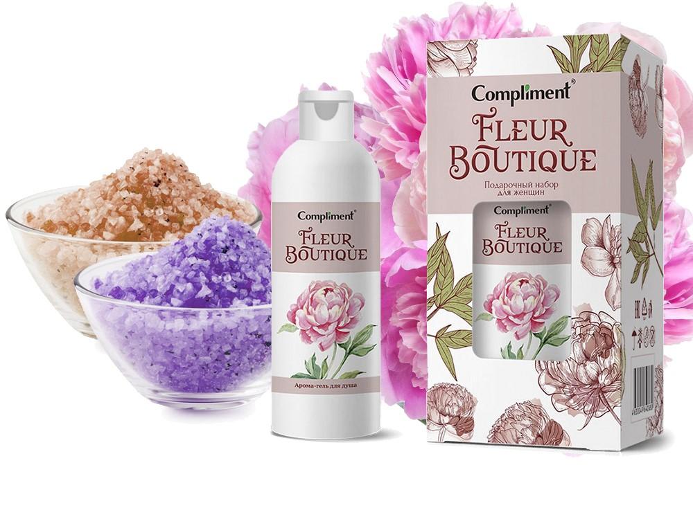 Подарочный набор Compliment Fleur Boutique Peony