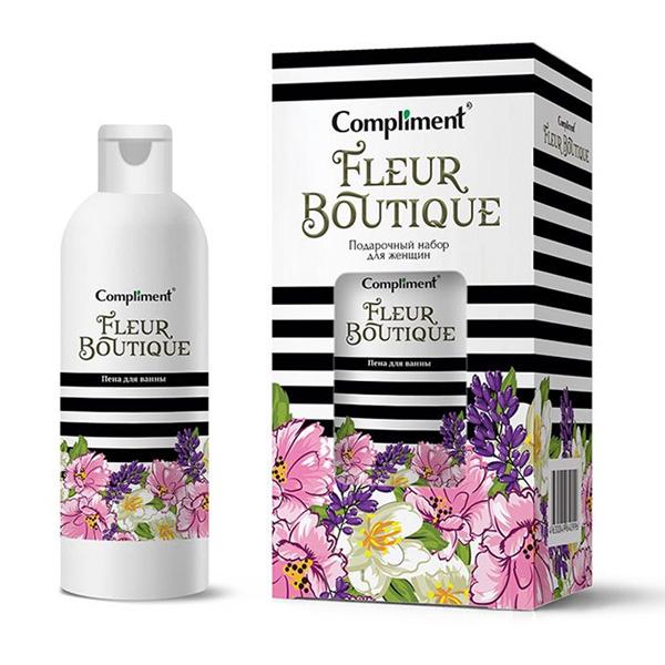 Подарочный набор Compliment Fleur Boutique