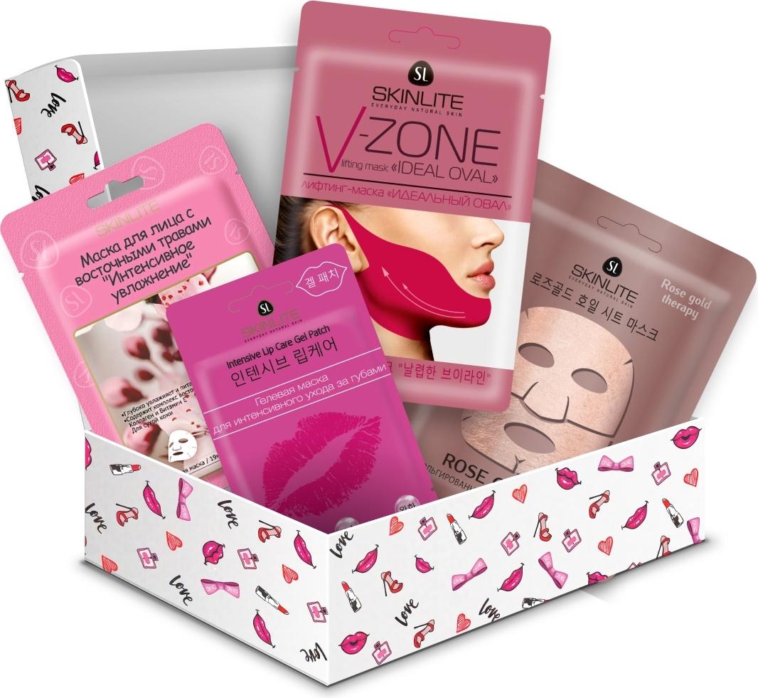 Подарочный набор Skinlite Beauty box Пижама party