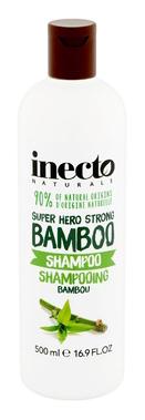 Купить Шампунь для волос Inecto Naturals Восстанавливающий с экстрактом бамбука 500мл