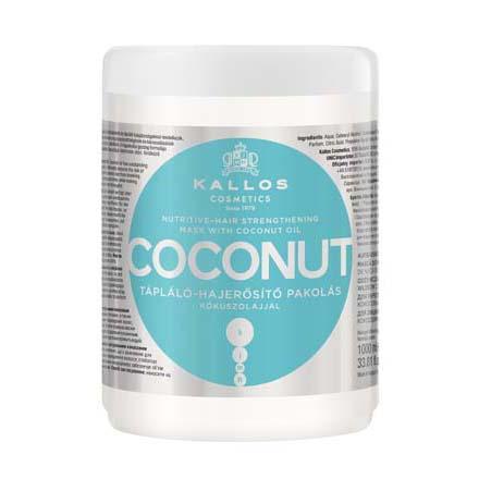 Купить Маска для волос Kallos, Coconut, 1000 мл, Kallos Cosmetics