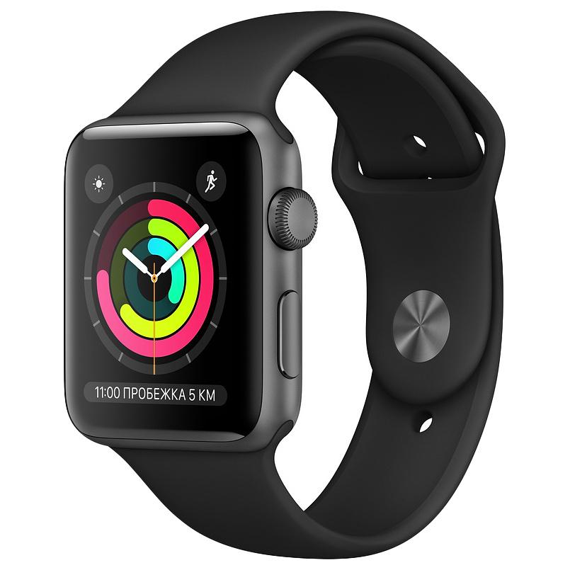Смарт часы Apple Watch Series 3 42mm