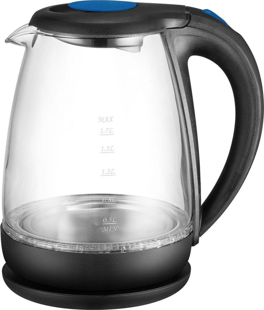 Чайник электрический Irit IR 1904 Black
