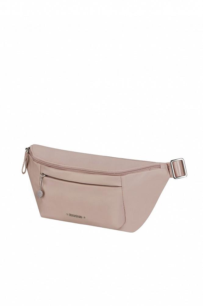 Поясная сумка женская Samsonite CV3-47059 розовая