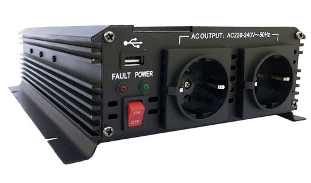 Преобразователь тока (инвертор) AcmePower AP DS1600/12