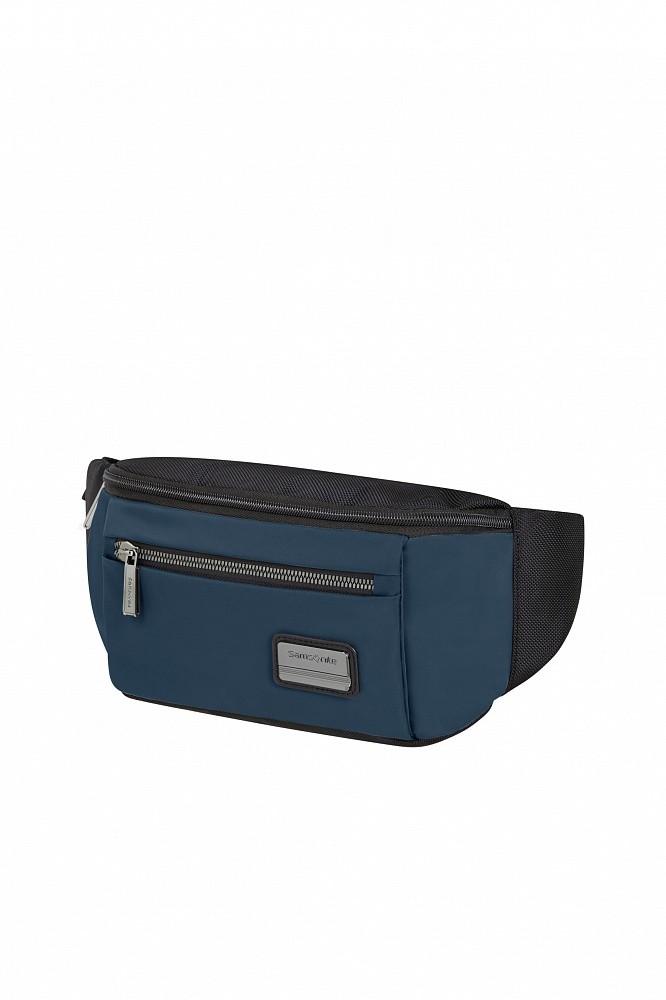 Поясная сумка женская Samsonite KG2-01013 ярко-синяя