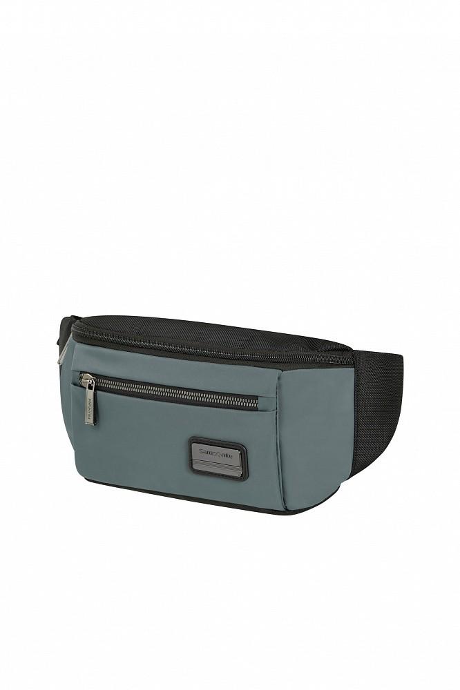 Поясная сумка женская Samsonite KG2-28013 серая