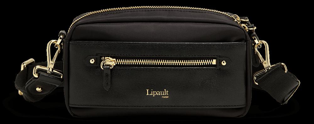 Поясная сумка женская Lipault P66-29011 черная