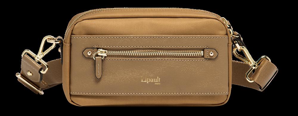 Поясная сумка женская Lipault P66-B4011 песочная