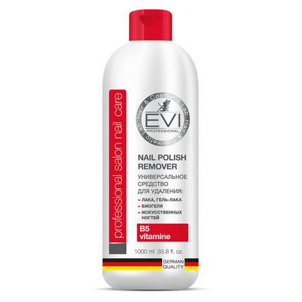 Универсальное средство Evi для снятия искусственных покрытий, 1 л