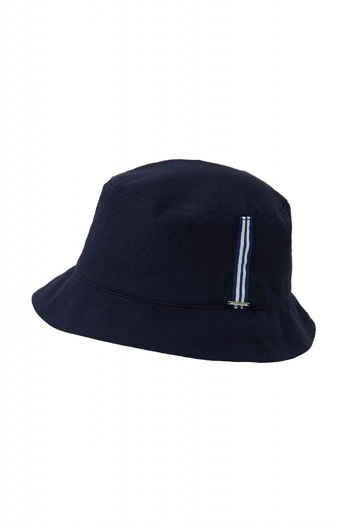 Шляпа мужская Finn Flare S21-21408 темно-синий 56