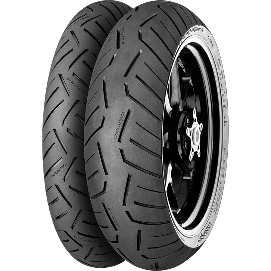 Мотошина Continental ContiRoadAttack 3 150/70 R17