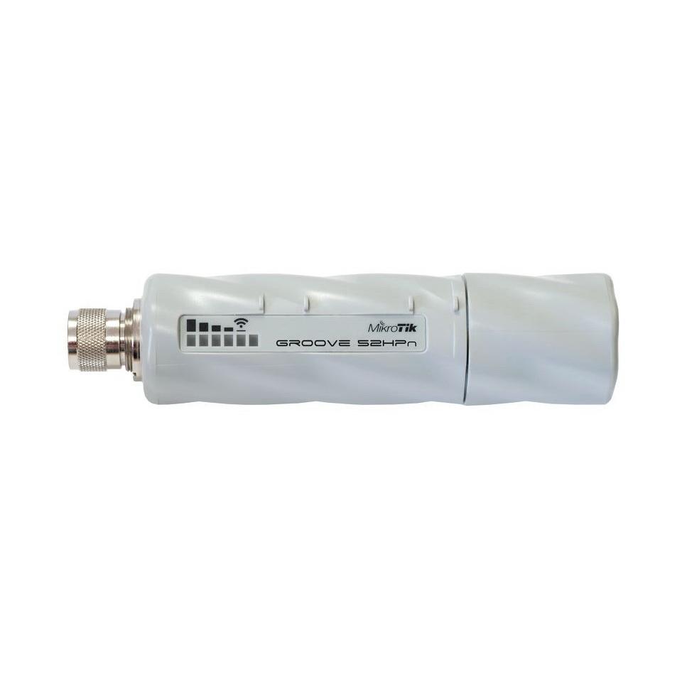 Wi Fi роутер Mikrotik RBGrooveA 52HPn White