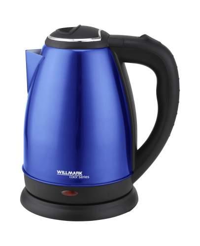 Чайник электрический Willmark WEK-1808SS Blue