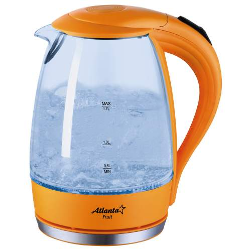 Чайник электрический Atlanta ATH-2461 Orange