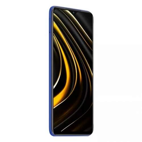 Миниатюра Смартфон Xiaomi POCO M3 4/64GB Blue №6