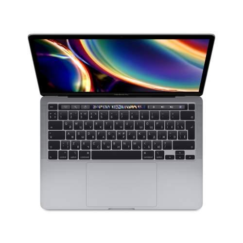 Миниатюра Ноутбук Apple MacBook Pro 13 (2020) i5 2.0/16Gb/512SSD Space Grey (MWP42RU/A) №1