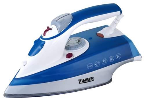Утюг Zimber ZM-10809 White/Blue