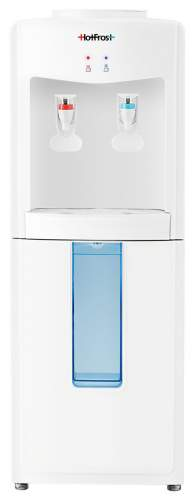 Кулер для воды HotFrost V118F W Белый